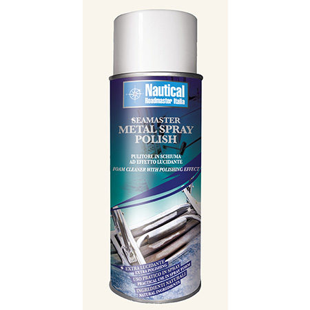 Metal Spray Polish